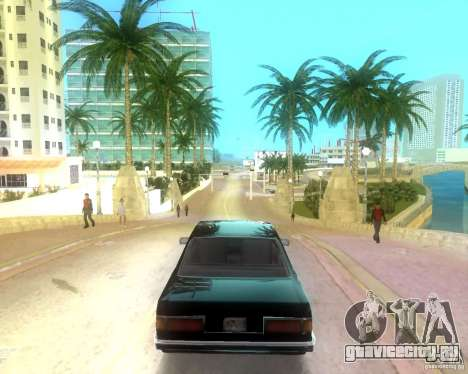 Vice City Real palms v1.1 Corrected для GTA Vice City второй скриншот