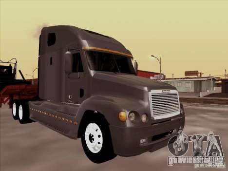 Freightliner Century ST для GTA San Andreas вид слева