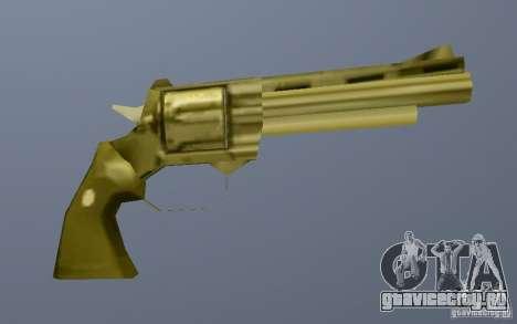 Gold Python для GTA Vice City четвёртый скриншот