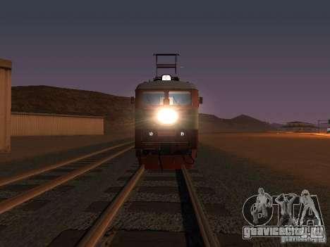 ЧС200 009 для GTA San Andreas вид справа