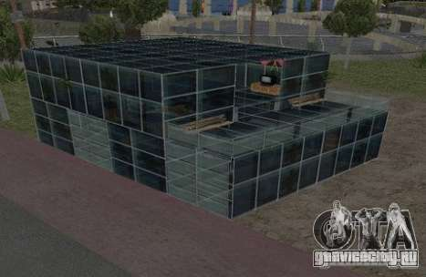 Двух этажный коттедж для GTA San Andreas второй скриншот