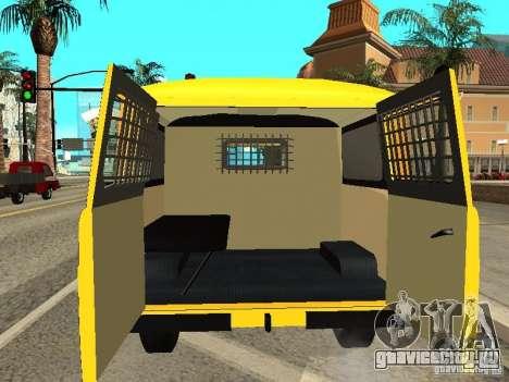 УАЗ 2206 Милиция для GTA San Andreas