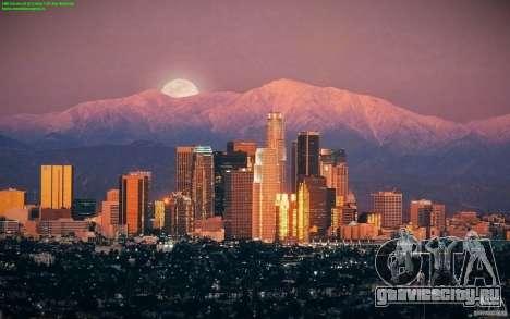Loadscreen USA для GTA San Andreas
