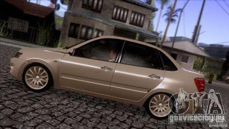 ВАЗ 2190 Granta для GTA San Andreas вид слева