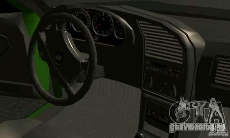 BMW E36 320i для GTA San Andreas вид сбоку