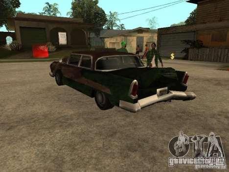 OceanicShit для GTA San Andreas вид справа