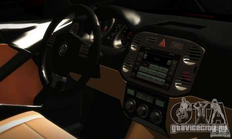 Volkswagen Passat B7 2012 для GTA San Andreas вид сбоку