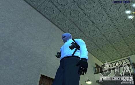 Agent 47 для GTA San Andreas второй скриншот
