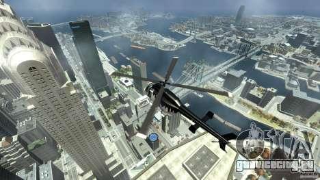 All new Tourmav для GTA 4 вид сзади