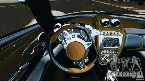 Pagani Huayra 2011 v1.0 [RIV] для GTA 4 колёса