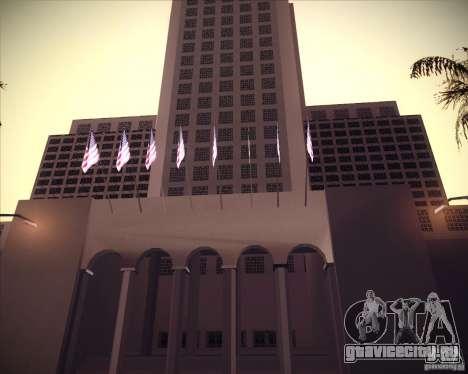 Новые текстуры Мерии для GTA San Andreas второй скриншот
