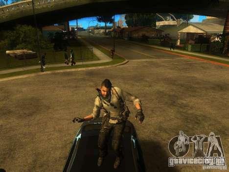 Animation Mod для GTA San Andreas пятый скриншот
