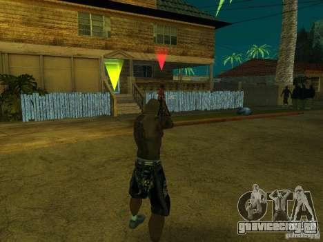 Killer Mod для GTA San Andreas третий скриншот