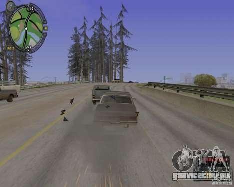 iCEnhancer beta для GTA San Andreas пятый скриншот