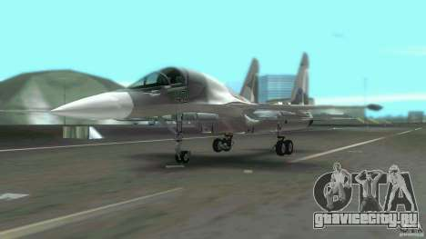 VC Air Force для GTA Vice City вид справа