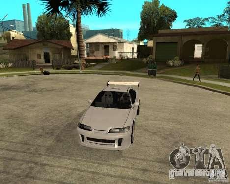 Honda Integra TUNING для GTA San Andreas вид сбоку
