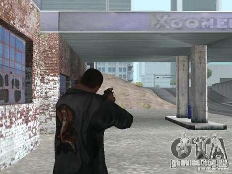 M1A1 Carbine для GTA San Andreas шестой скриншот