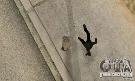 Столкновения из GTA 4 для GTA San Andreas третий скриншот