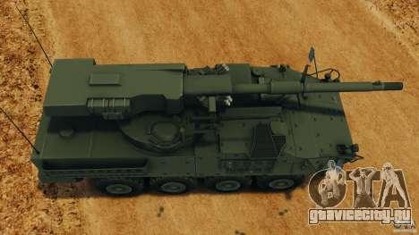 Stryker M1128 Mobile Gun System v1.0 для GTA 4 вид справа