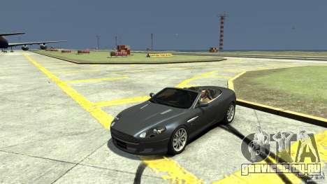 Aston Martin Volante DB9 для GTA 4