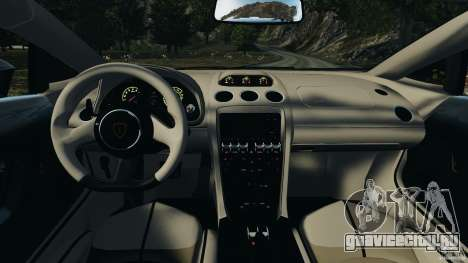 Lamborghini Gallardo LP570-4 Spyder Performante для GTA 4 вид сзади