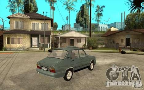 Dacia 1310 L Custom-RK для GTA San Andreas вид справа