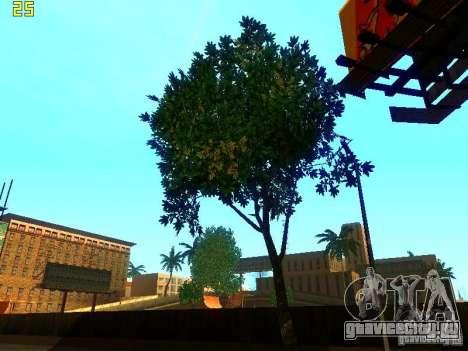 Совершенная растительность v.2 для GTA San Andreas шестой скриншот