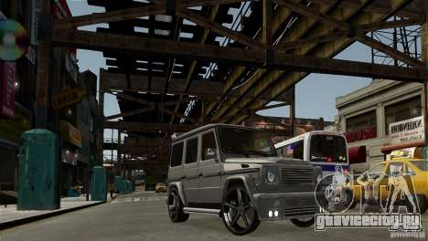 Mercedes-Benz G500 для GTA 4