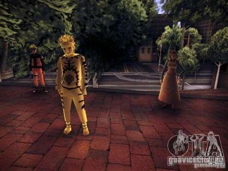 New ENBSeries для GTA San Andreas одинадцатый скриншот
