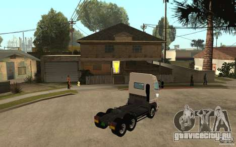 Hino 700 Series для GTA San Andreas вид справа