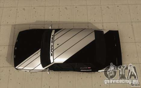 BMW E30 M3 - Coupe Explosive для GTA San Andreas вид справа