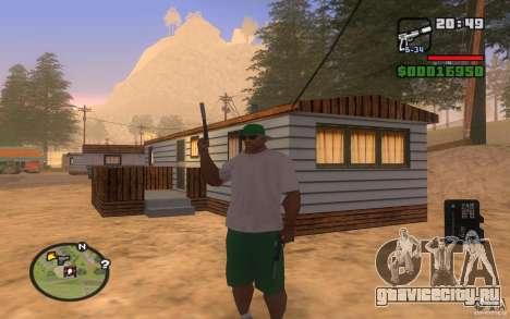 Double weapons для GTA San Andreas четвёртый скриншот