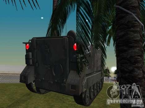 Bottom Feeder для GTA San Andreas вид справа