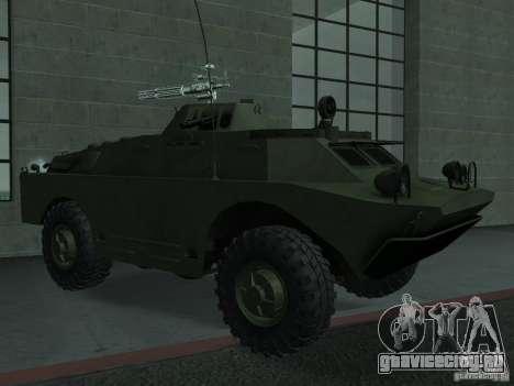 Swatvan с пулемётом для GTA San Andreas