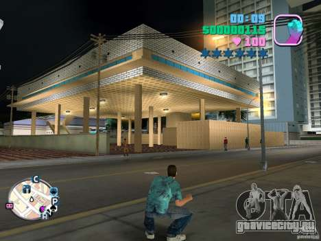 Autoservice and Sex Shop для GTA Vice City второй скриншот