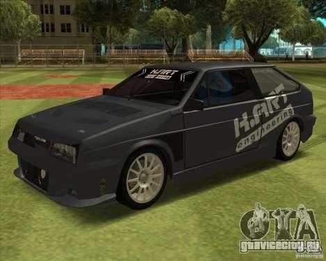ВАЗ 2108 K-Art для GTA San Andreas