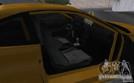 Acura Integra Type-R для GTA San Andreas вид сзади