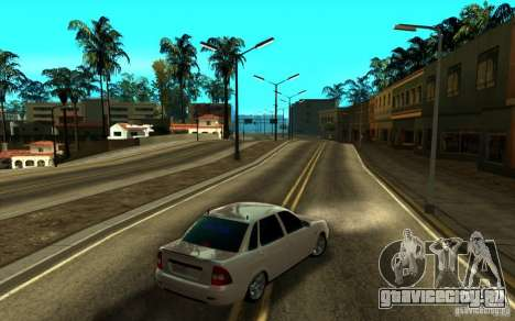 ENB SA:MP Для средних компов для GTA San Andreas четвёртый скриншот