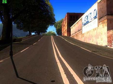 Roads Moscow для GTA San Andreas седьмой скриншот