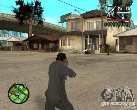 Famas из CoD Black Ops для GTA San Andreas второй скриншот