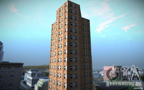 HD Небоскребы для GTA San Andreas третий скриншот