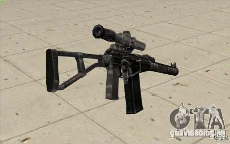 Штурмовая Винтовка АС Вал для GTA San Andreas второй скриншот