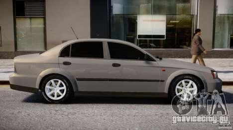 Chevrolet Evanda для GTA 4 вид снизу