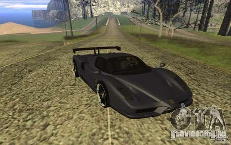 Ferrari Enzo ImVehFt для GTA San Andreas