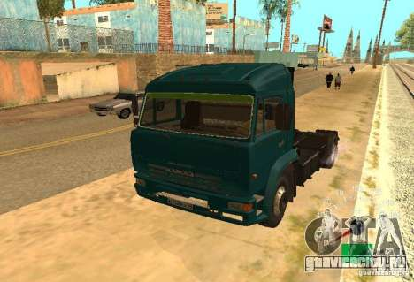 Kamaz 5460 для GTA San Andreas