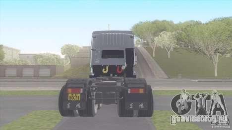 DongFeng Denon для GTA San Andreas вид слева