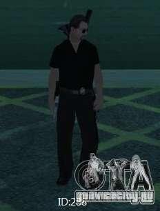 Новые скины SAPD для GTA San Andreas пятый скриншот