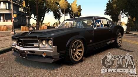 New Sabre GT для GTA 4