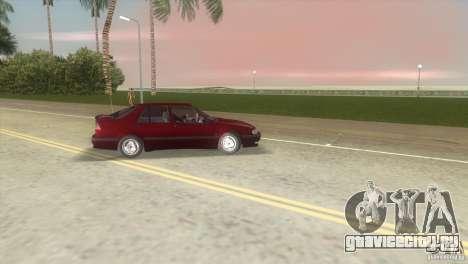 SAAB 9000 Anniversary v1.0 для GTA Vice City вид справа