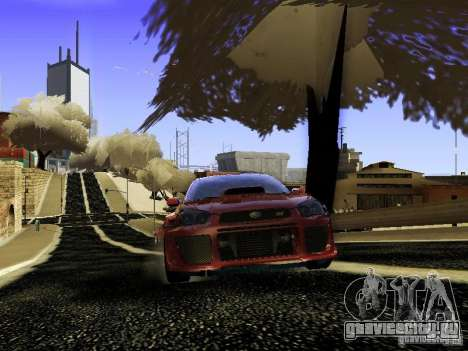 ENBSeries by Maksss@ для GTA San Andreas второй скриншот